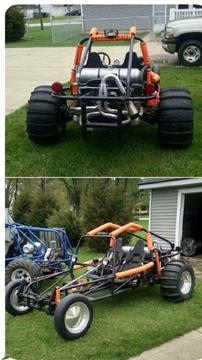 1998 BERRIEN VW DUNE BUGGY for sale at Auto Force USA in Elkhart IN