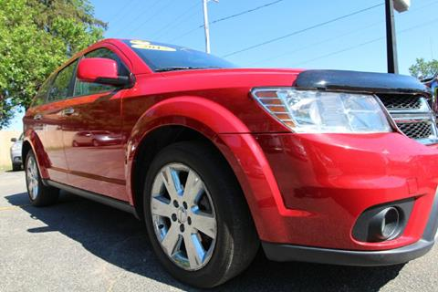 2012 Dodge Journey for sale at Auto Force USA - Truck Force USA in Mishawaka IN