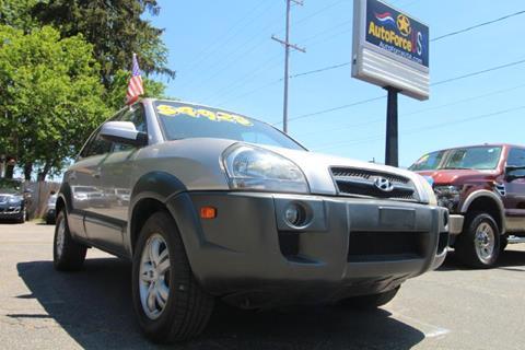 2006 Hyundai Tucson for sale in Mishawaka, IN