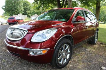 2008 Buick Enclave for sale at Auto Force USA - Truck Force USA in Mishawaka IN