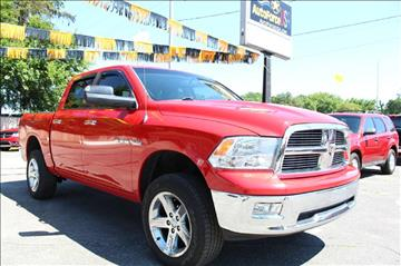 2009 Dodge Ram Pickup 1500 for sale at Auto Force USA - Truck Force USA in Mishawaka IN