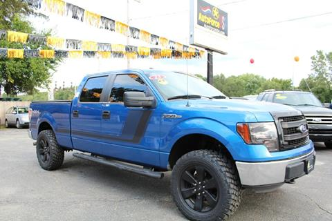 2013 Ford F-150 for sale at Auto Force USA in Elkhart IN