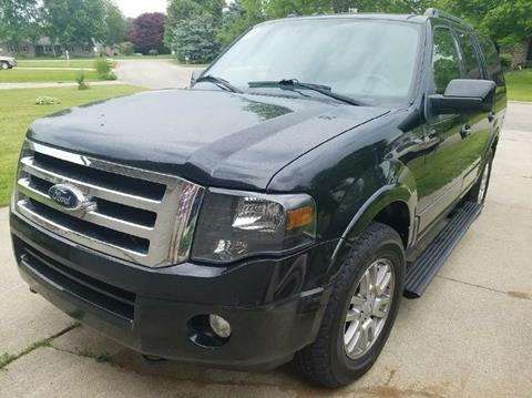 2012 Ford Expedition for sale at Auto Force USA - Truck Force USA in Mishawaka IN