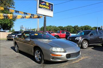 2000 Chevrolet Camaro for sale at Auto Force USA - Truck Force USA in Mishawaka IN