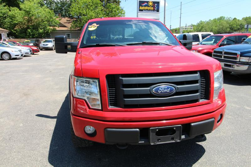 2010 Ford F-150 for sale at Auto Force USA - Truck Force USA in Mishawaka IN