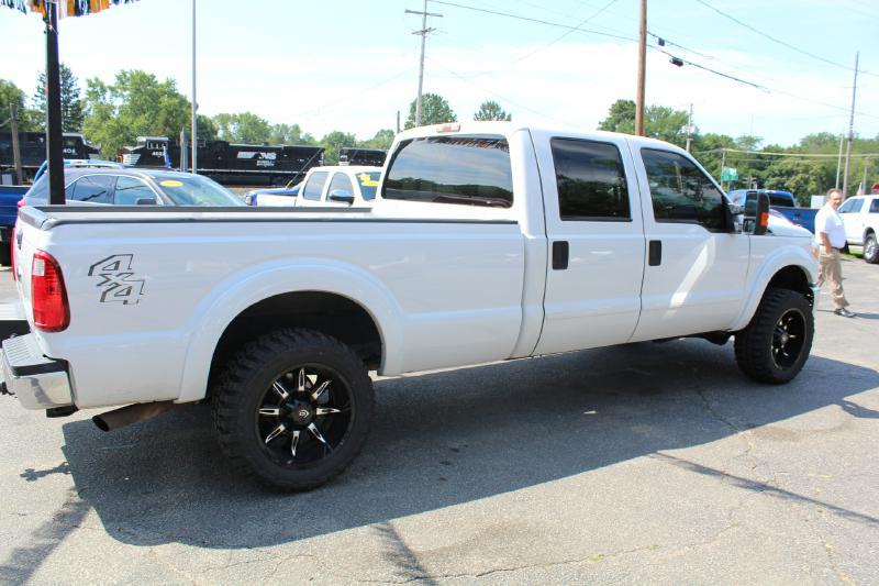 2011 Ford F-250 Super Duty for sale at Auto Force USA - Truck Force USA in Mishawaka IN