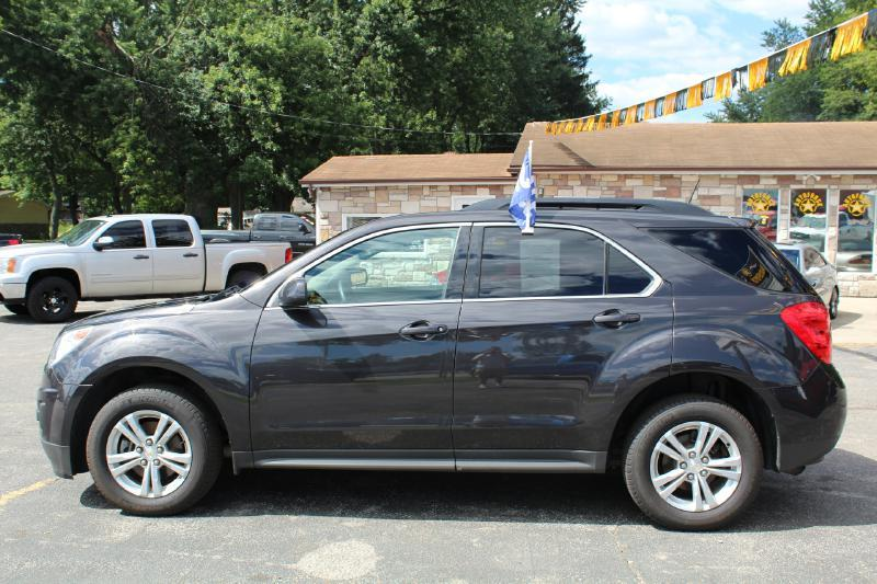 2015 Chevrolet Equinox for sale at Auto Force USA - Truck Force USA in Mishawaka IN