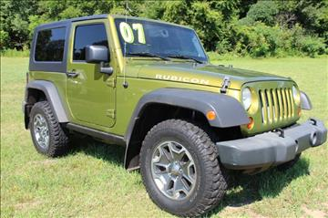 2007 Jeep Wrangler for sale at Auto Force USA - Truck Force USA in Mishawaka IN