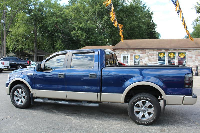 2008 Ford F-150 for sale at Auto Force USA - Truck Force USA in Mishawaka IN