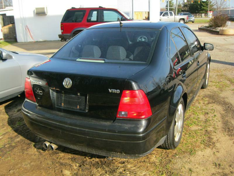 2001 Volkswagen Jetta for sale at Auto Force USA - Truck Force USA in Mishawaka IN