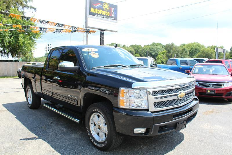 2011 Chevrolet Silverado 1500 for sale at Auto Force USA - Truck Force USA in Mishawaka IN