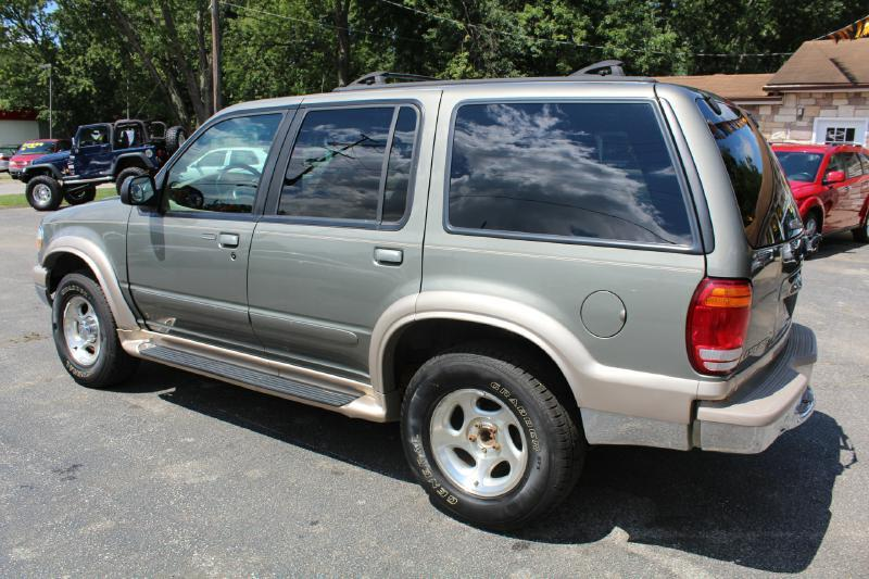 1999 Ford Explorer for sale at Auto Force USA - Truck Force USA in Mishawaka IN