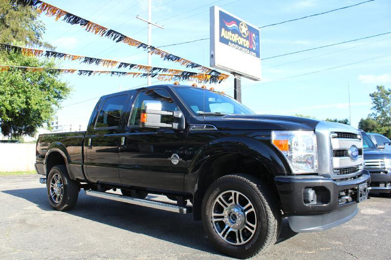 2015 Ford F 350 Super Duty For Sale At Auto Force USA In Elkhart IN