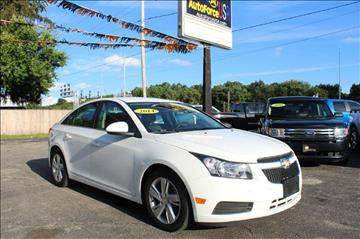2014 Chevrolet Cruze for sale at Auto Force USA - Truck Force USA in Mishawaka IN