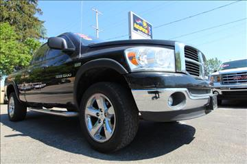 2007 Dodge Ram Pickup 1500 for sale at Auto Force USA - Truck Force USA in Mishawaka IN