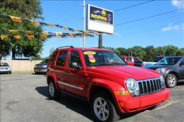 2005 Jeep Liberty for sale at Auto Force USA - Truck Force USA in Mishawaka IN