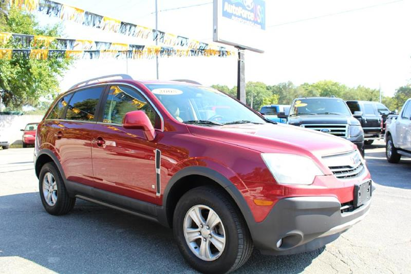 2008 Saturn Vue for sale at Auto Force USA in Elkhart IN