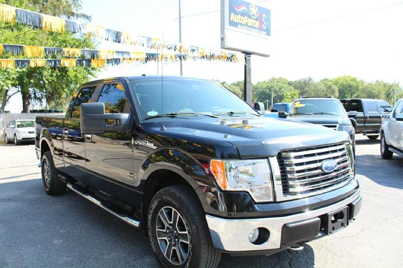 2010 Ford F-150 for sale at Auto Force USA in Elkhart IN