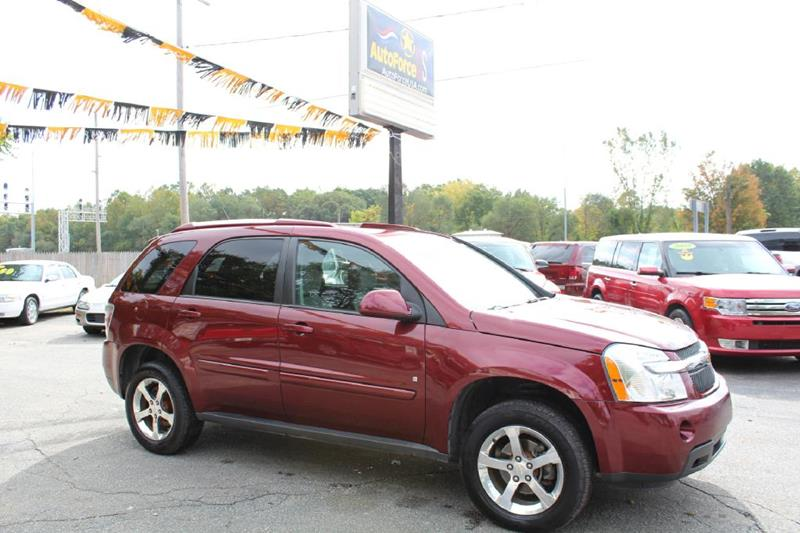 2007 Chevrolet Equinox for sale at Auto Force USA - Truck Force USA in Mishawaka IN