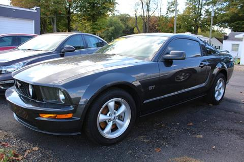 2007 Ford Mustang for sale at Auto Force USA in Elkhart IN