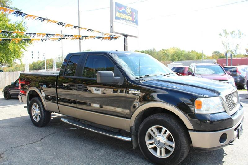 2006 Ford F-150 for sale at Auto Force USA in Elkhart IN