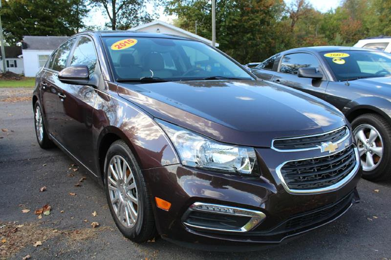 2015 Chevrolet Cruze for sale at Auto Force USA in Elkhart IN