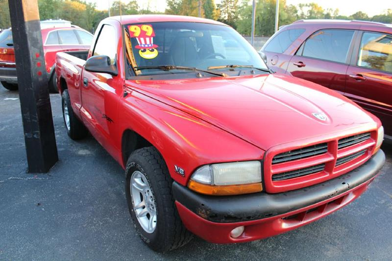 1999 Dodge Dakota for sale at Auto Force USA in Elkhart IN