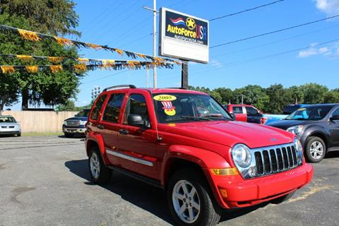 2005 Jeep Liberty for sale at Auto Force USA in Elkhart IN