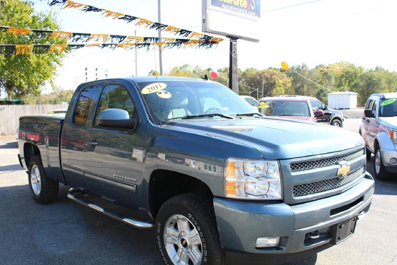 2011 Chevrolet Silverado 1500 for sale at Auto Force USA in Elkhart IN