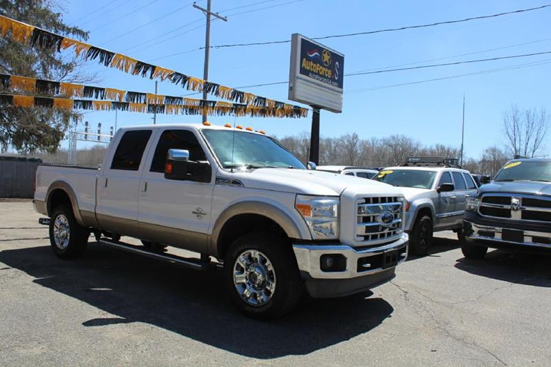 2013 ford f-350 super duty in elkhart in - auto force usa