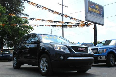 2007 GMC Acadia for sale in Elkhart, IN