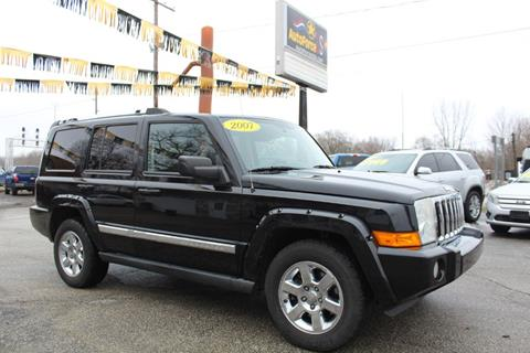 2007 Jeep Commander for sale in Elkhart, IN