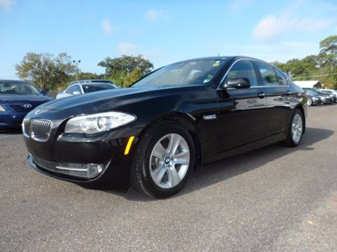 2011 BMW 5 Series for sale in Slidell, LA