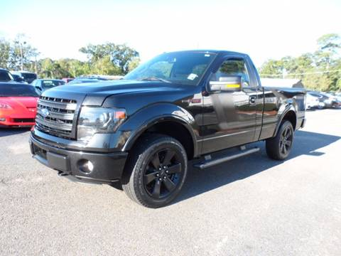 2014 Ford F-150 for sale in Slidell, LA