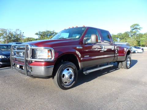 2006 Ford F-350 Super Duty for sale in Slidell, LA