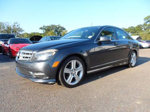 2011 Mercedes-Benz C-Class for sale in Slidell, LA