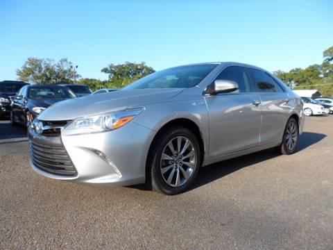 2015 Toyota Camry Hybrid for sale in Slidell, LA