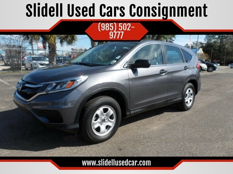 2016 Honda CR-V for sale in Slidell, LA