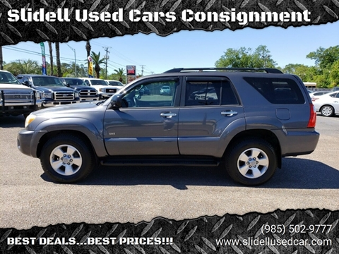 Toyota Used Cars Financing For Sale Slidell Slidell Used Cars