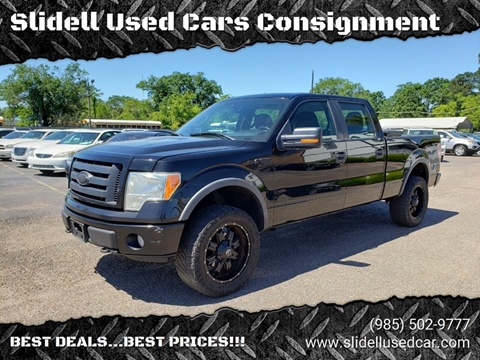 2009 Ford F-150 for sale in Slidell, LA