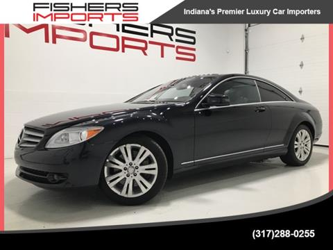 2010 Mercedes-Benz CL-Class for sale in Fishers, IN