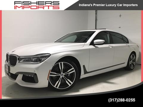 2016 BMW 7 Series for sale in Fishers, IN
