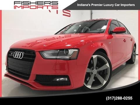 2014 Audi S4 for sale in Fishers, IN