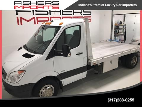 2012 Mercedes-Benz Sprinter for sale in Fishers, IN