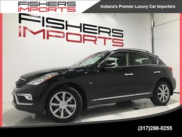 2016 Infiniti QX50 for sale in Fishers, IN