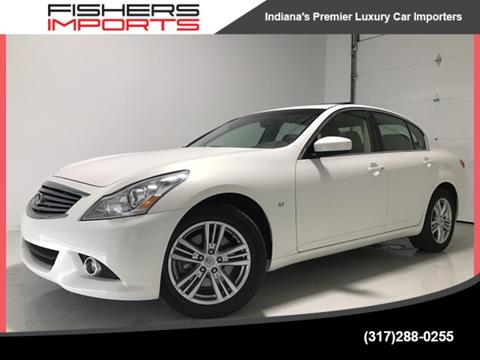 2015 Infiniti Q40 for sale in Fishers, IN