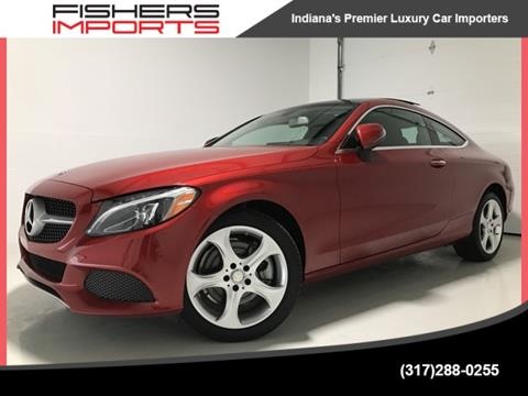2017 Mercedes-Benz C-Class for sale in Fishers, IN