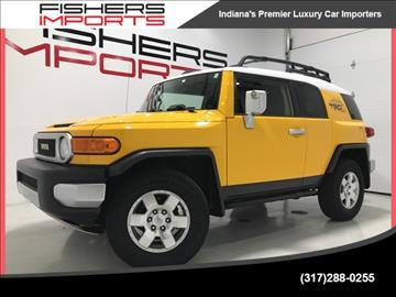 2007 Toyota FJ Cruiser for sale in Fishers, IN