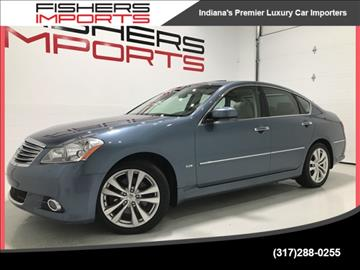 2008 Infiniti M45 for sale in Fishers, IN