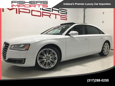 2015 Audi A8 L for sale in Fishers, IN